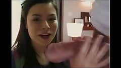 Miranda Cosgrove Handjob video! Fake video- Exclusive