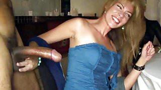 Crazy Girls Turn Black Cock Slut At Stripper Party