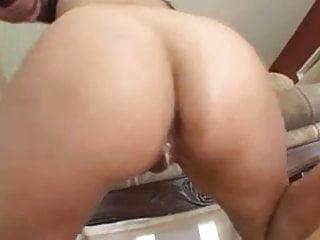 Deep Anal Vaginal Creampie For Hot Latina