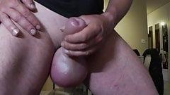 my so big saline cock