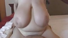 SBB - most perfect wife with perfect boobs and skills