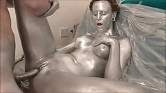 Silver Paint solo sex's Thumb
