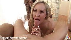 Big Tits MILF takes on a big cock