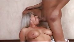 Amateur - Phat Pussy Mature DP MMF Threesome