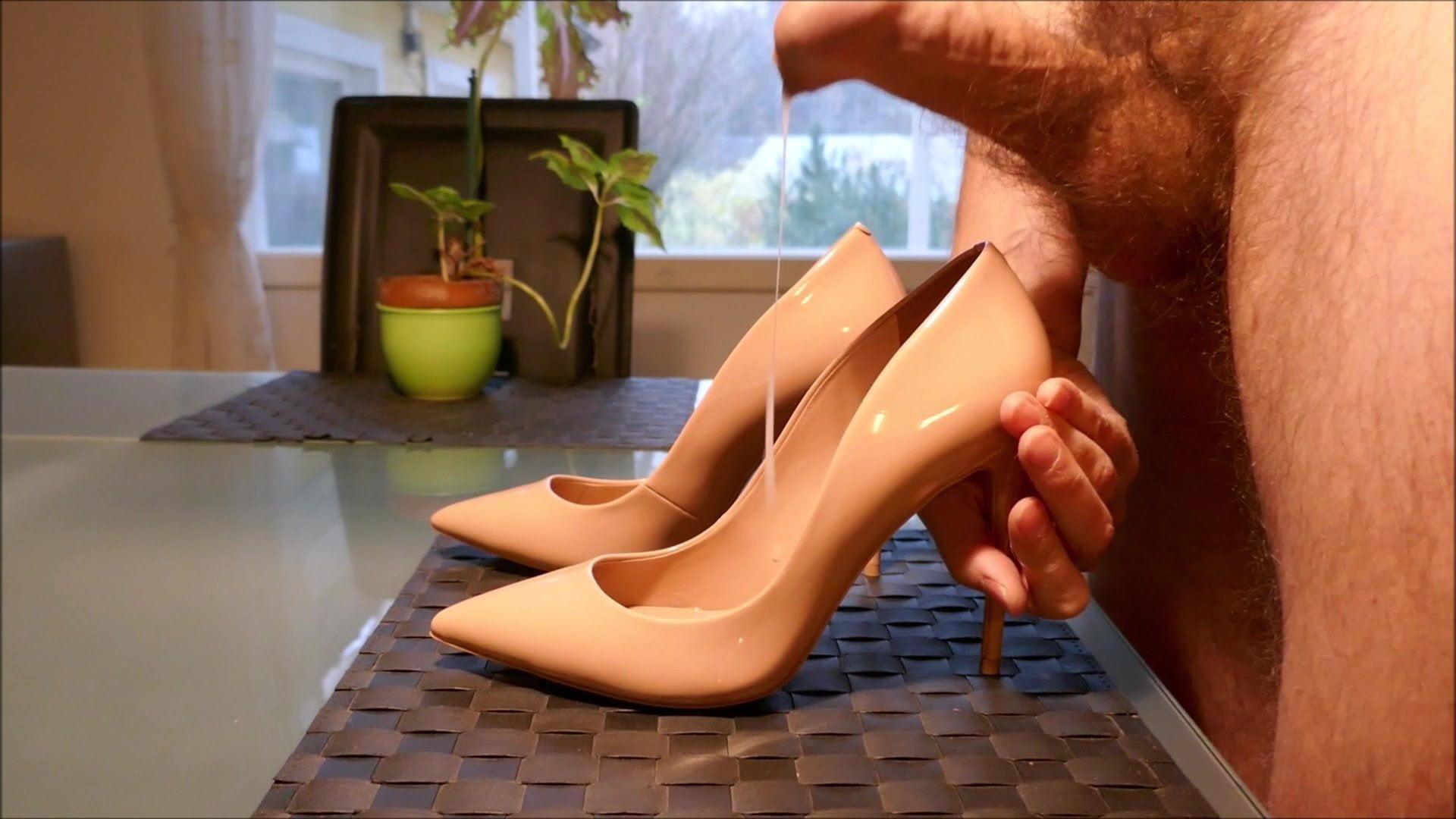 High heel sex man — photo 5