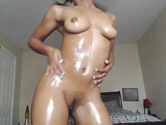 Sexy black woman dancing Thumbnail