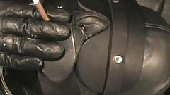 The Leather Domina - Total Leather Bondage