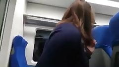 suck my dick in the public Train thenetherlands