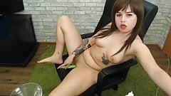 young ukrainian cam-slut