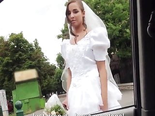 Cojiéndola Con El Vestido De Novia Video