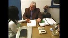 Jefe y secretaria