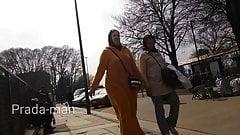 Moroccan Candid Ass Hijab 1's Thumb