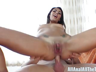 All Anal All The Time First Time Anal with Isa Mendez!