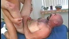 tučné babička orgie