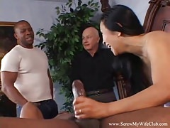 Asian Wife Cheats With BBC