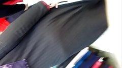 Hijab sexy ass