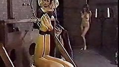 lesbian bondage women gets whipped