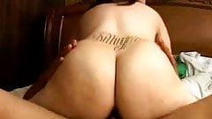 Big White Ass Girl