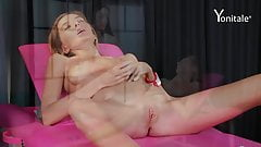 Kylie sinner takes his long shaft up the butt