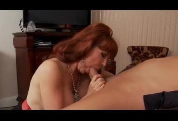 Blonde milf teddi barret loves cock