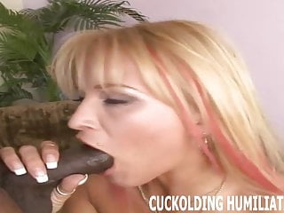I will satisfy my big black cock craving while you watch