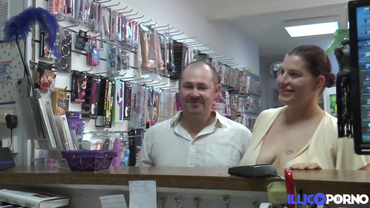 Free download & watch fiby gets screwed by the boss of a sex shop          porn movies