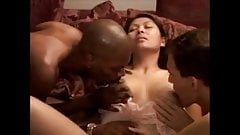RELOAD COMBINED - Mika's Interacial Creampie Gangbang