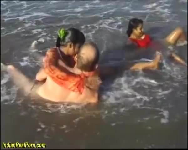 beach forst sex Indian