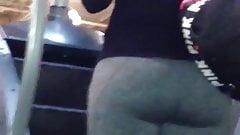 Latina fat round juicy booty1