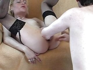 lovely couple having anal sex