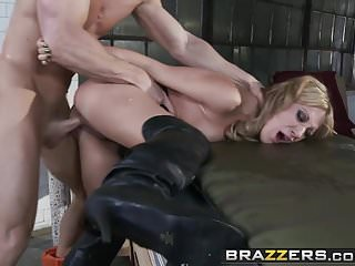 Brazzers - Shes Gonna Squirt - Prison Pussy scene starring A