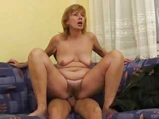 Mom With Flabby Body Saggy Tits Hairy Cunt