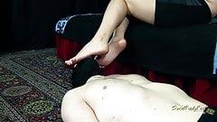 Sweet Tasty Feet Worship