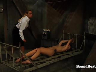 No Escape 2: Teen Watch Her Sister In Harsh Bondage
