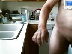 grandpa naked on cam