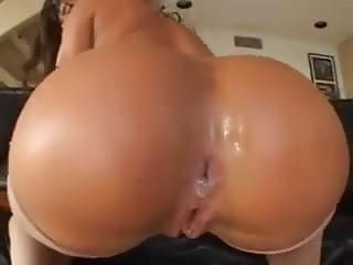 This slut loves it in her ass