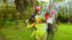 Annika Eve Pokemon Girl Captured