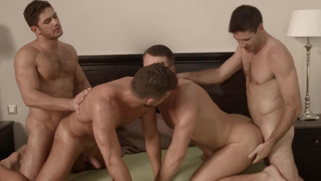 gay four way