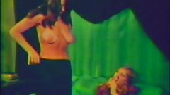 Hot Lesbians Freaky Machine Fun (1970s Vintage)
