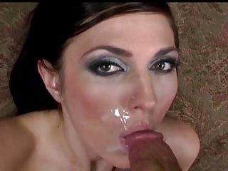 beautiful blackhaired facial 151