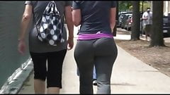 Jiggliest wide phat hips milf sweat pants ass (mod)