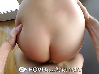 Povd Alexis Adams Has Sex With A Stranger In Pov
