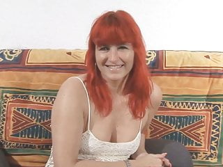German milf is fucked hard
