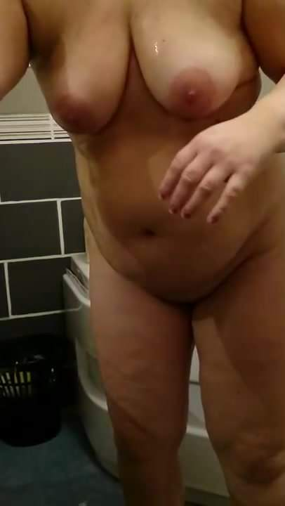 not daddy's Girl Caught Showering