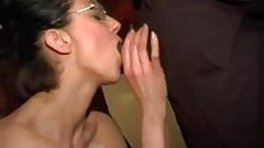 Husband share her wife with young men