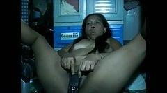 Asian Milf Filipina Pussy Fisting