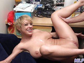 MILF Trip - This MILF is a true cock slut - Part 1