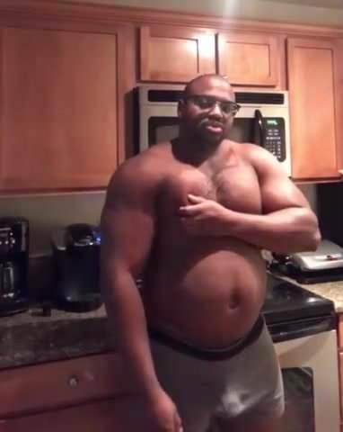 chub Gay black