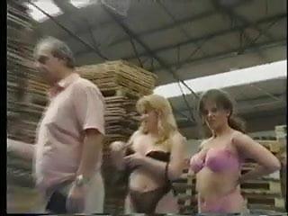 Naked lesbian fight - Naked lesbian skank wrestling pt2