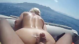 sex on the yacht